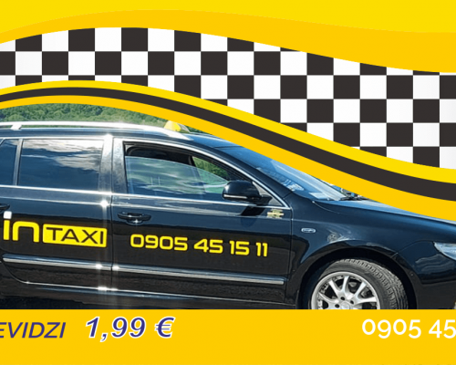 IN taxi